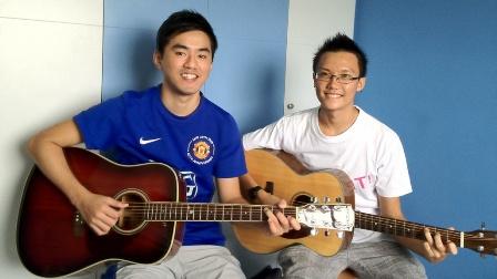 1 to 1 guitar lessons Singapore Sebastian