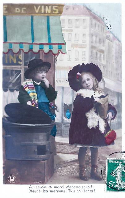 French Vintage Postcard - 050.jpg
