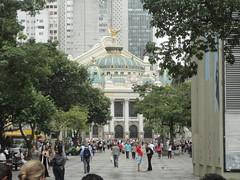 Teatro Municipal, Downtown Rio