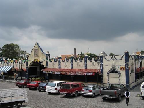 Mercado El Alto