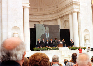 1994 - Arlington Cemetery Amphitheater Ceremony