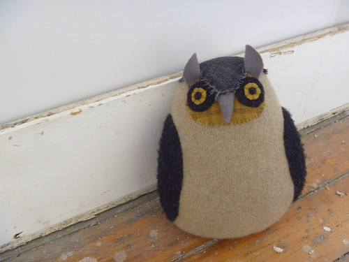 my owl from mimi k pattern