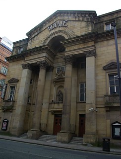 Theatre Royal, Manchester | by Adam Bruderer