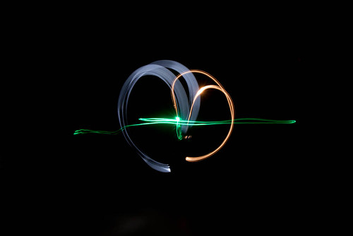 Abstract Light Painting | by Charles EYES PiX