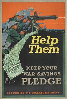 Help Them, Keep Your War Savings Pledge