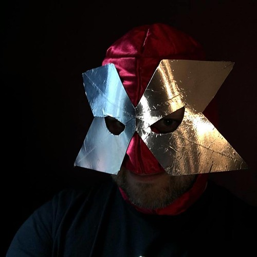 I wear a mask so you know who I am | by Jared Axelrod