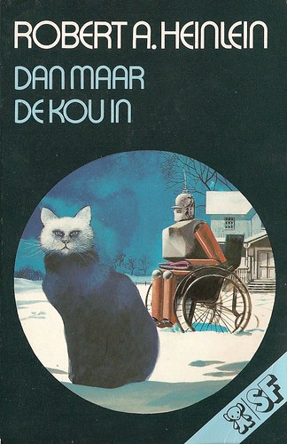 Robert Heinlein - Dan Maar de Kou In (Bruna 1977)