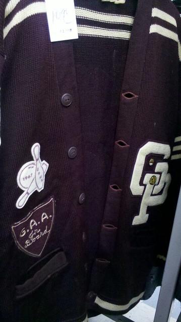 Gage Park High School sweater