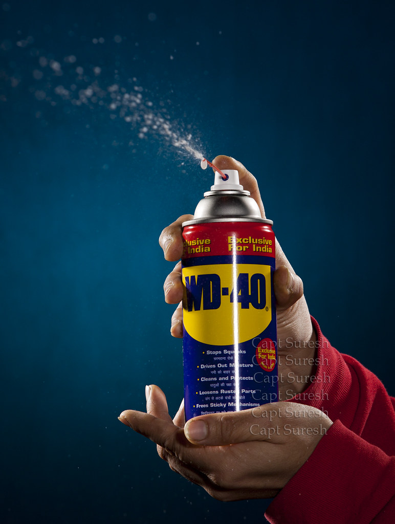 Multipurpose Magical Product - WD-40