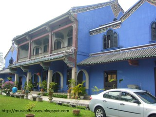 penang cheong tze fatt mansion | by musicalhouses