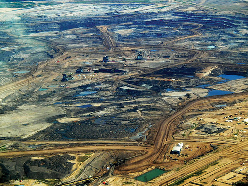 tar sands, Alberta | by howlmontreal