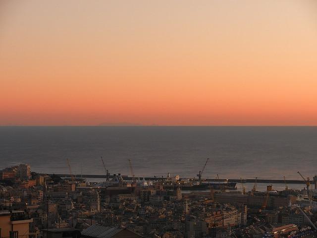 Genova & Corsica