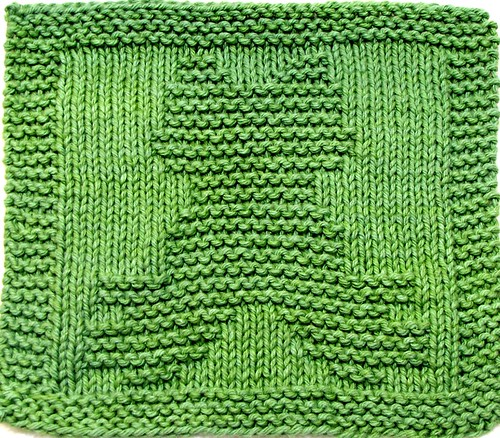 knitting Pattern - FROG - PDF | This pattern includes easy ...