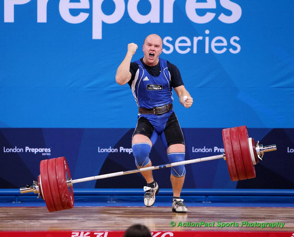 London Prepares Weightlifting Excel Center London 10 1 Flickr
