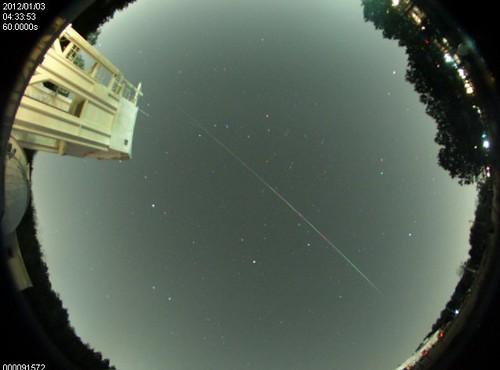 huntsville alabama meteor billcooke marshallspaceflightcenter meteoroidenvironmentsoffice