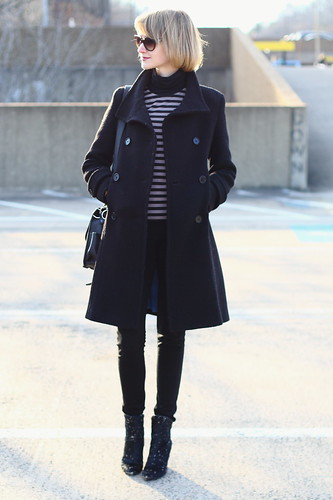 back in black | by districtofchic