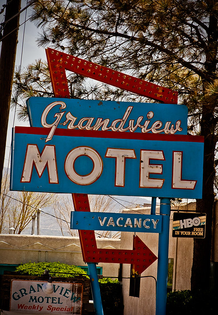 Grandview Motel (Route 66)