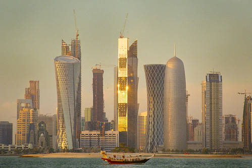Doha New Towers Coolscan 9000 ED C-Neg Revision V | by Doha Sam
