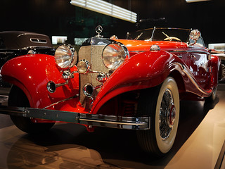 1936 Mercedes-Benz 500 K Spezial-Roadster | by Craig F