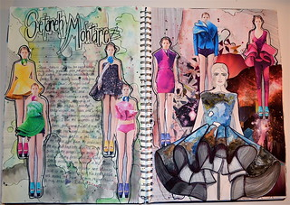 Sketchbook work | by Virginia Durigon-Richardson