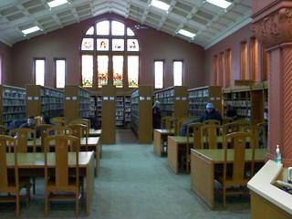 12 pm main reading room