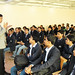 Industry Interaction with Adhunik Steel on 1st february, 2012 at BBIT College Campus