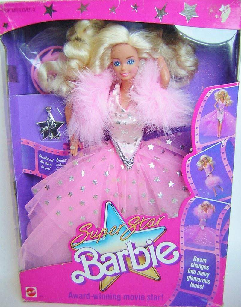SUPER STAR BARBIE 1988 | Superstar head Mold. | Rod_Dolls | Flickr