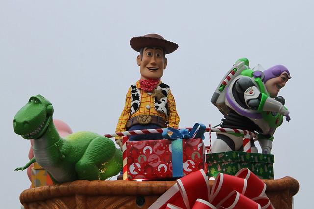 Christmas season 2014 - Disneyland Paris - 0548
