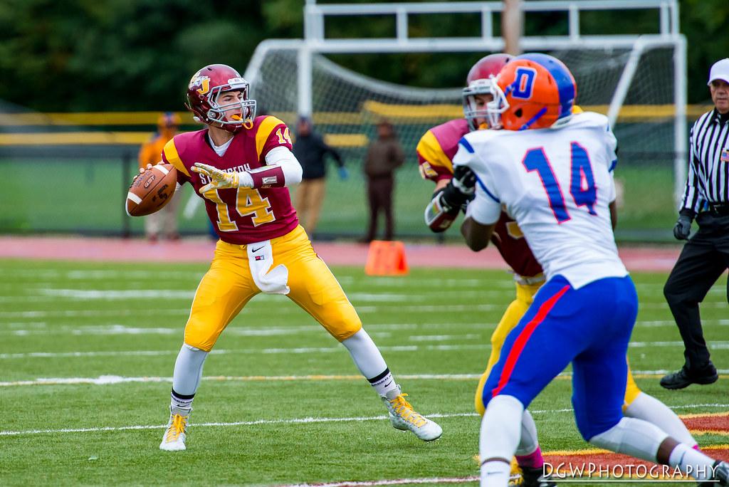 St  Joseph vs  Danbury High - High School Football   Flickr