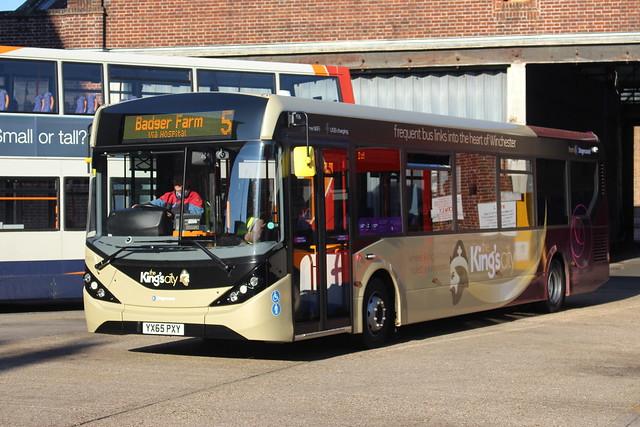 37406 YX65PXY Stagecoach