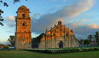 THE PAOAY CHURCH: Ilocos Norte, Philippines | by Bernard Spragg