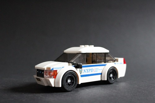 NYPD Cruiser Slicktop Photo