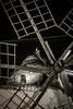 Noche en el molino ( sa punta des moli S. Antonio) by ibzsierra