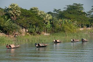 Kirtankhola River, Bangladesh