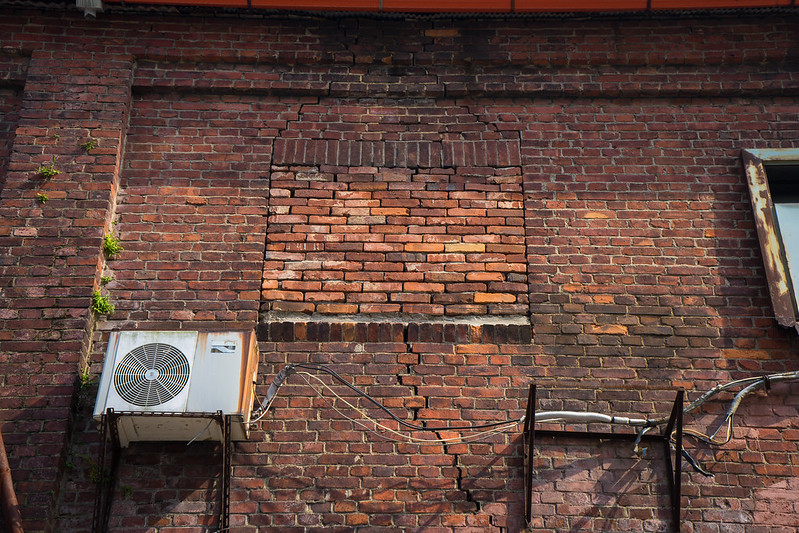 Colonial brick warehouse, Mokpo, South Korea