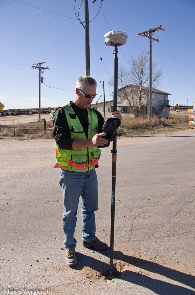Daley Surveying Trimble R8 GPS | James Wengler | Flickr