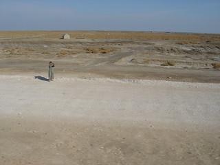 1st convoy into Iraq. OIF III - 041210