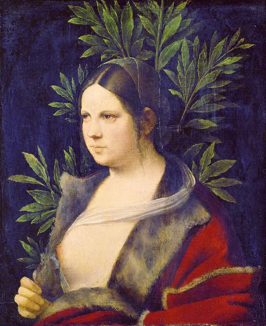 Giorgione - Laura (1506)