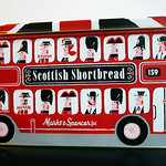 Marks & Spencer Scottish Shortbread Tin