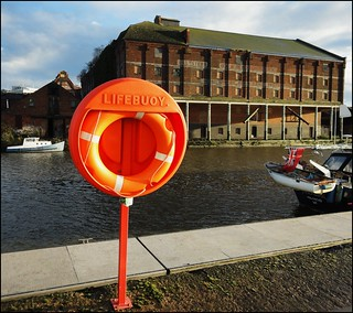Gloucester ... life saver. | by bazzadarambler
