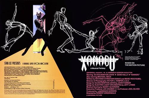 Marvel Super Special Xanadu (1980) - 02