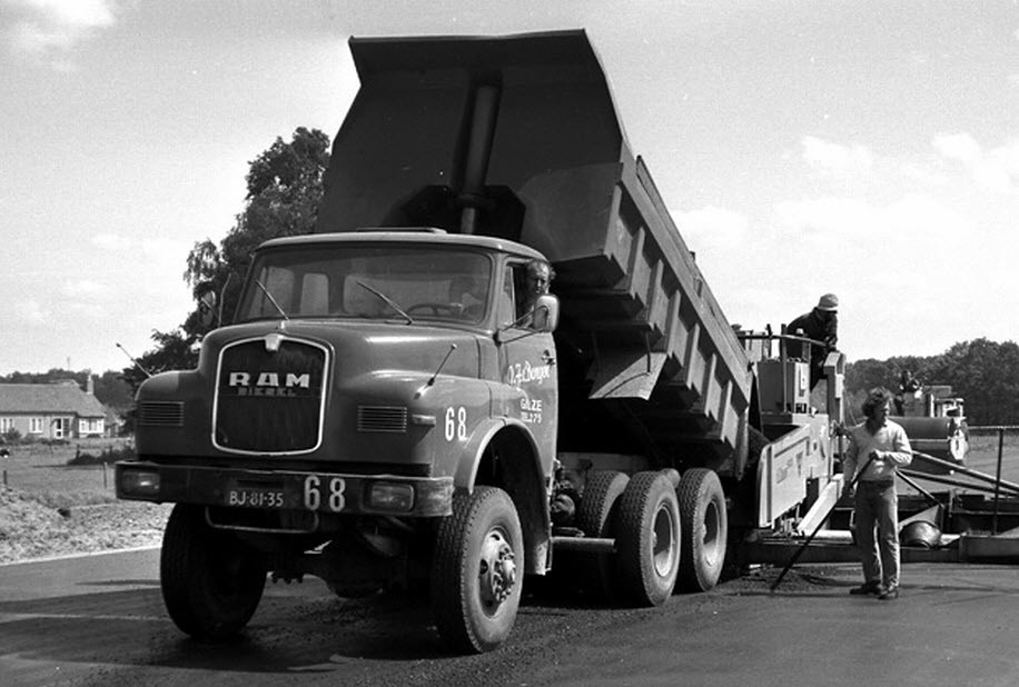 dutch RAM dump truck | R BEEKMAN | Flickr
