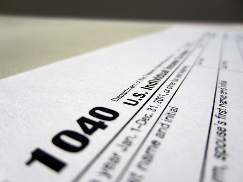 1040 - US Tax Return | by 401(K) 2013