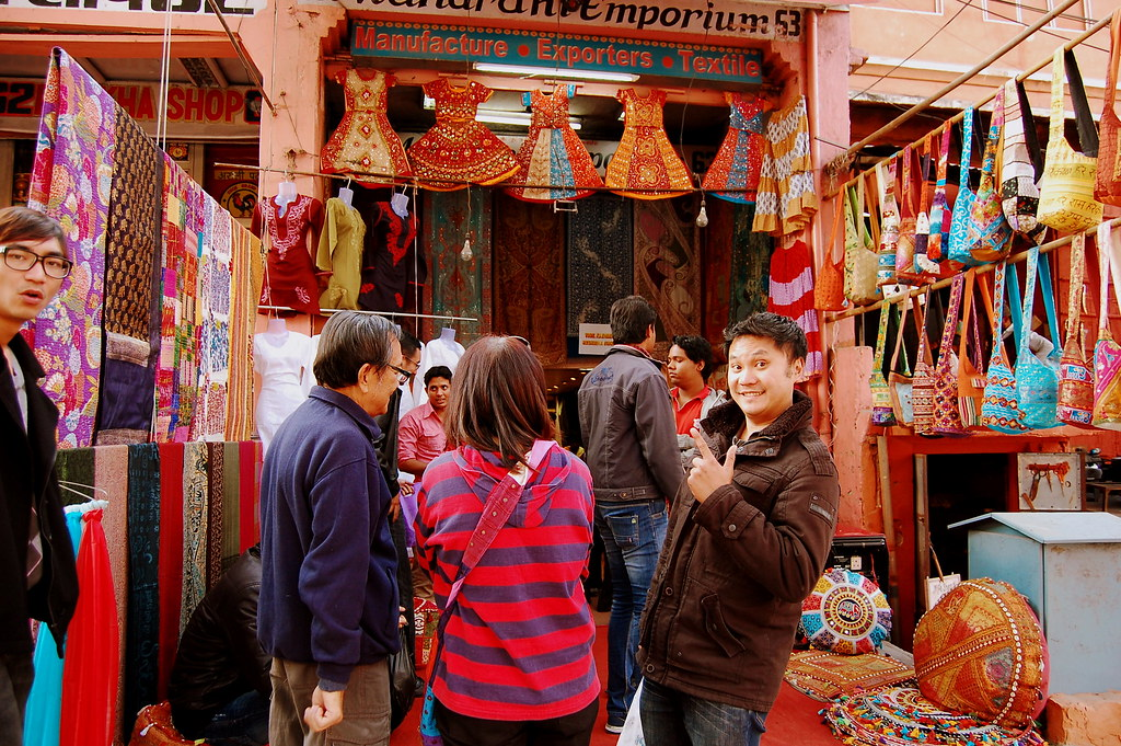 Bazaar in Jaipur