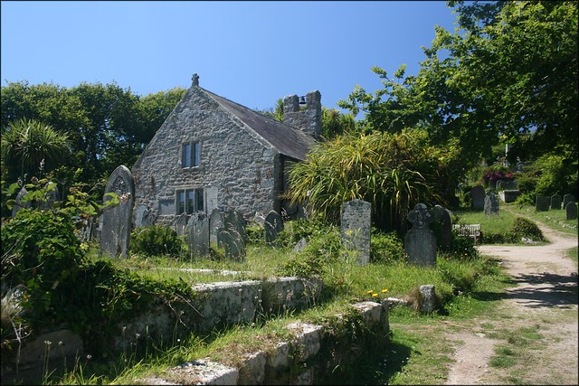 Old Town Church, St Marys, Isles of Scilly