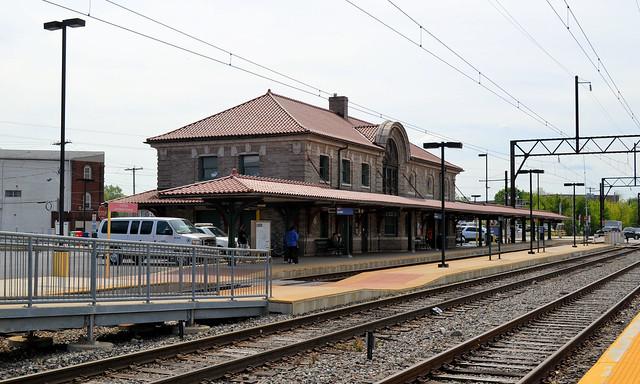 SEPTA's Lansdale station