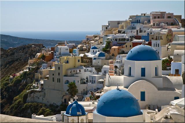 A Grecian Cliché