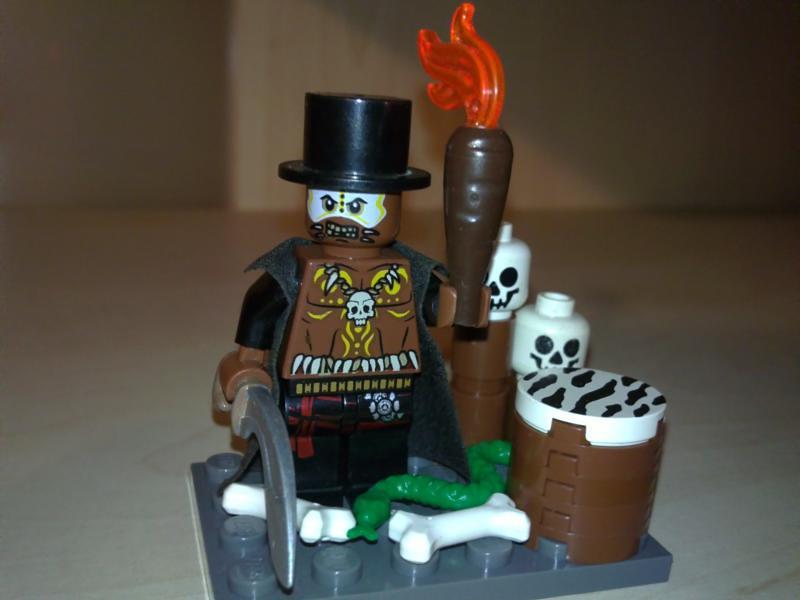 Voodoo Priest | Robin Horror Picture Show | Flickr