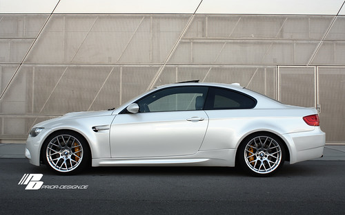 Prior-Design BMW 3-series E92 PD-M Widebody | by Prior Design NA (priordesignusa.com)