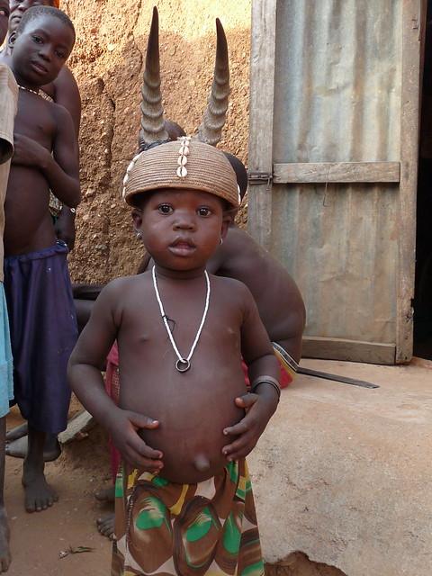 Peuple Somba (Bénin)